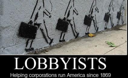 "Lobbyists Lobbying to Drop ""Lobbyists"" From Association Name"