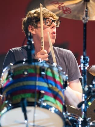 Patrick Carney Picture