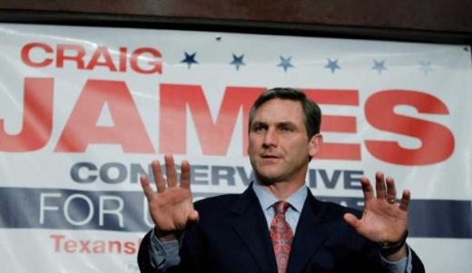 Craig James Pic