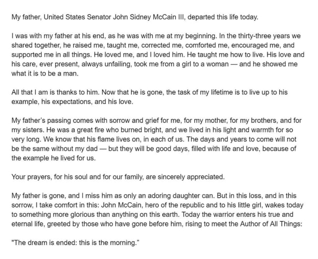 Meghan statement