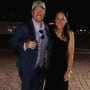 Chip Gaines and Joanna Gaines at Night