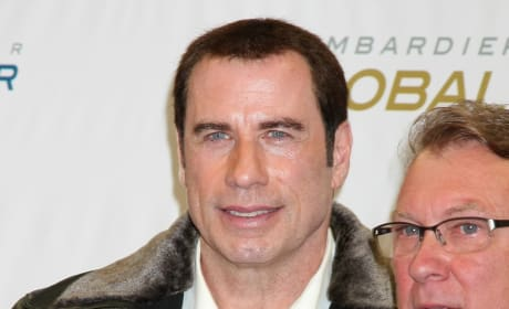 John Travolta Photograph