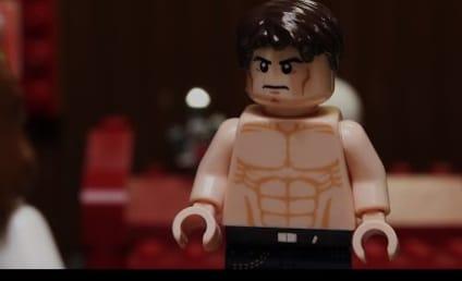 Fifty Shades of Grey Trailer Undergoes LEGO Treatment: Yes, It's Amazing!