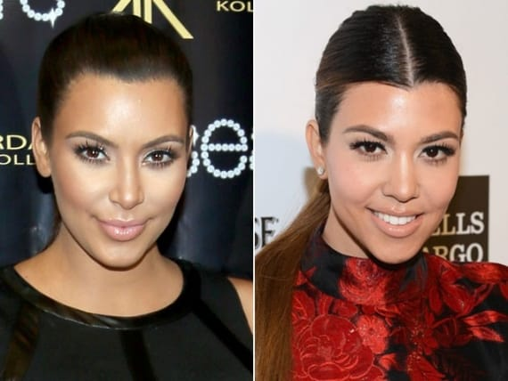 Kim Versus Kourtney