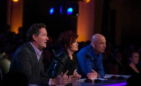 America's Got Talent Trio