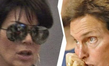 Kris Jenner: Separated from Bruce Jenner!