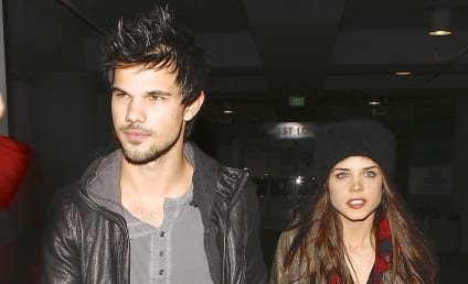 Taylor Lautner and Marie Avgeropoulos: It's Over!