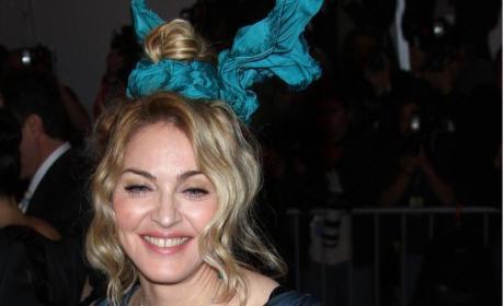 Madonna Bicep Photo