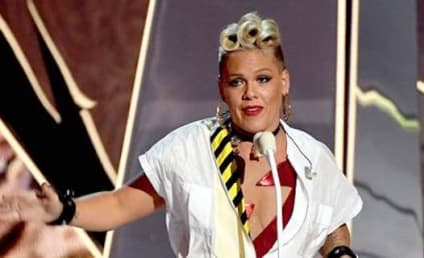 "Pink Hits Back After Grammys President Tells Women to ""Step Up"""