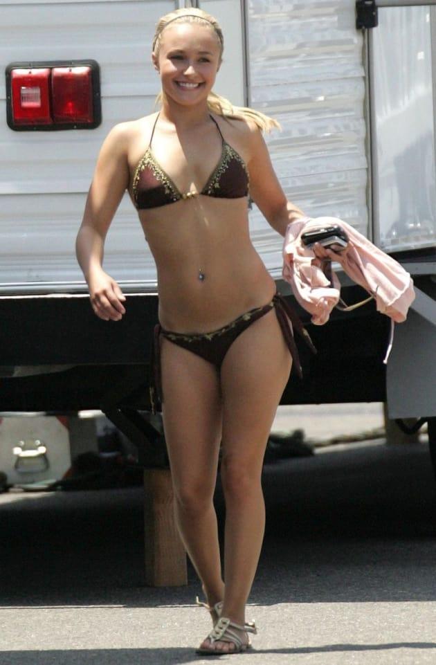Hayden paniterre bikini