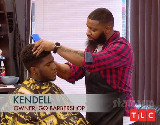 Kendell Cook on 90 Day Fiance