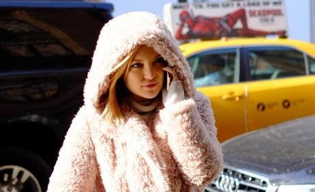Kate Hudson Does Press in NYC For 'Kung Fu Panda 3'