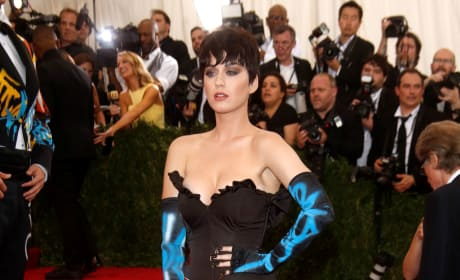 Katy Perry at MET Gala