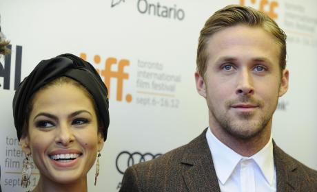 Eva Mendes and Ryan Gosling: TIFF 2012
