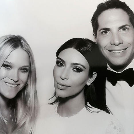 Kim, Joe and Abbey