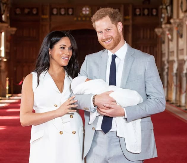 Meghan Markle Gets Called Out For Weak-A$$ Prince George