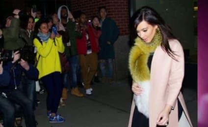 "Kim Kardashian Teases ""Super Small Wedding,"" Two More Kids"