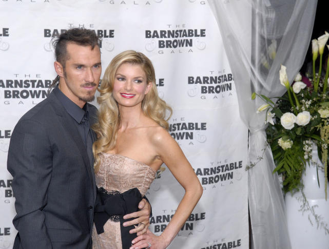 Marisa Miller and Griffin Guess