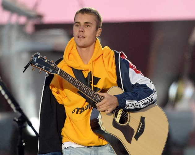 687702b4e4b89 Justin Bieber: Leaving Music? For Church?!? - The Hollywood Gossip