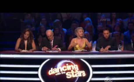Noah Galloway & Sharna Burgess - Cha Cha - Dancing With The Stars - Season 20 Week 1