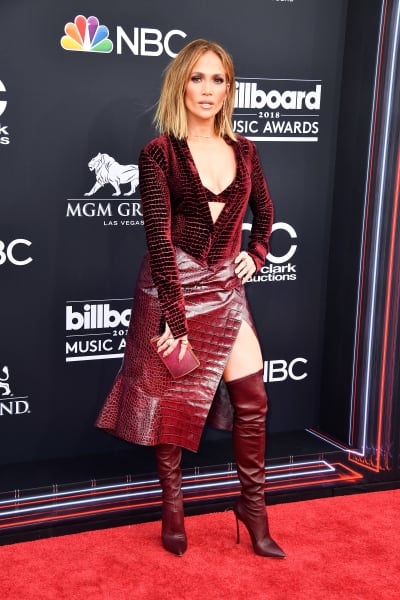 Jennifer Lopez at the BMAs