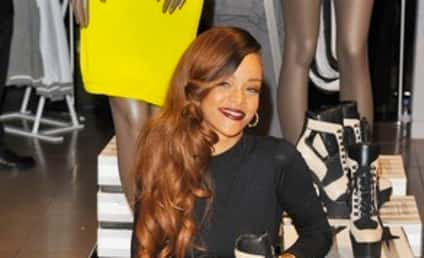 Rihanna River Island Fashion Line: Launched in London!