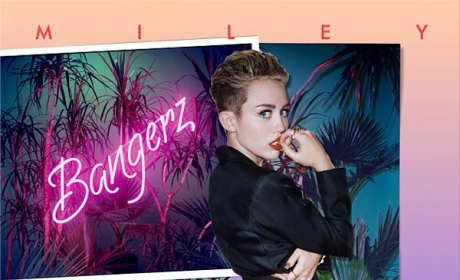 Miley Cyrus Album Cover Pic