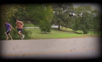 Flying Grim Reaper Prank Scares the Bejesus Out of Runners, Pedestrians
