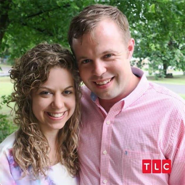 John-David Duggar and Girlfriend