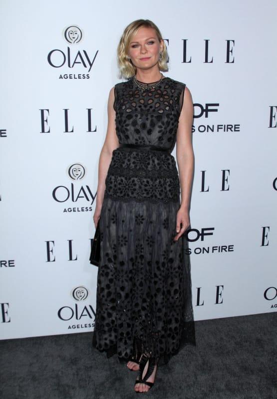Kirsten Dunst: ELLE's Women In Television Celebration