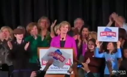 Tammy Baldwin Elected as First Openly Gay U.S. Senator