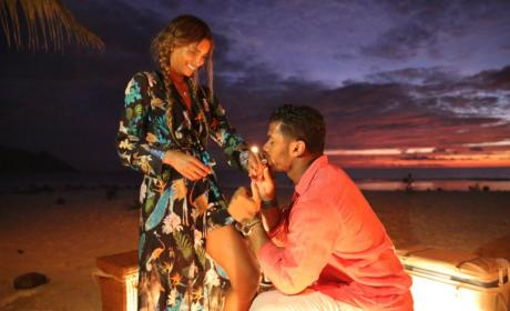 Ciara and Russell Wilson are Engaged!