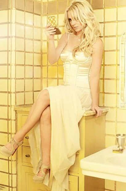 Britney Ad For Dolce & Gabbana