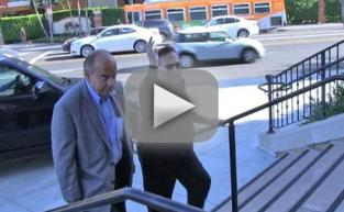 Donald Sterling Curses Off Cameraman