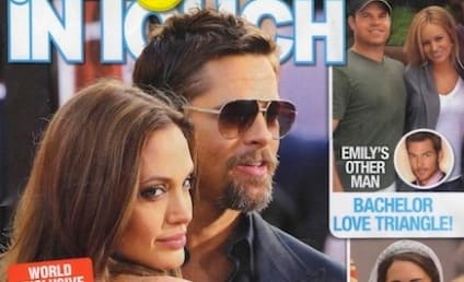 Angelina Jolie: Cheating on Brad Pitt With Multiple Women!!!!