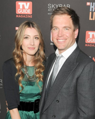 Michael Weatherly, Bojana Jankovic
