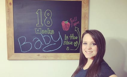 "Jinger Duggar at 18 Weeks: Check Out My ""Bell Pepper!"""