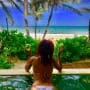 Farrah Abraham Flaunts Her Backside