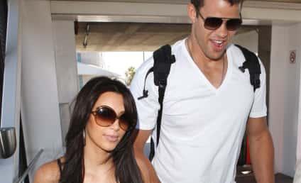 Kim Kardashian and Kris Humphries: NYC-Bound!