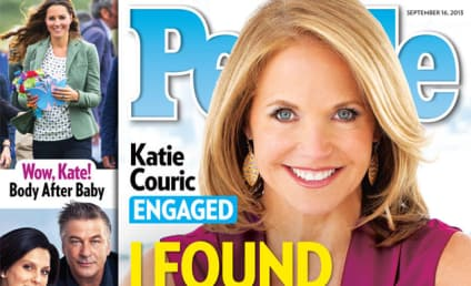 Katie Couric on John Molner Proposal: Stunning! Awesome!