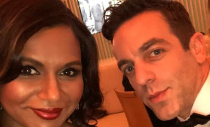 Mindy Kaling: Is BJ Novak the Father of Her Daughter?!
