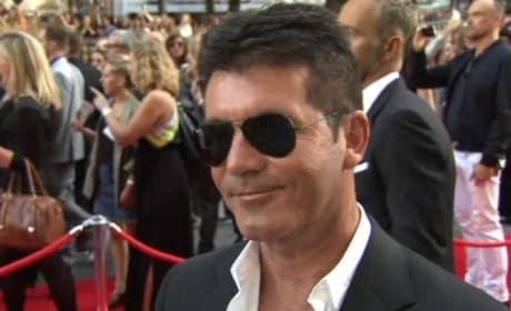Simon Cowell: I'd Let Child Be Pop Star