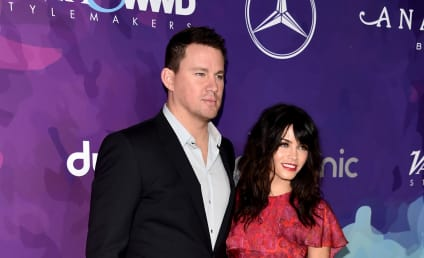 Channing Tatum: Look at My Sleeping Naked Wife!