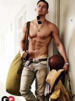 Channing Tatum Shirtless