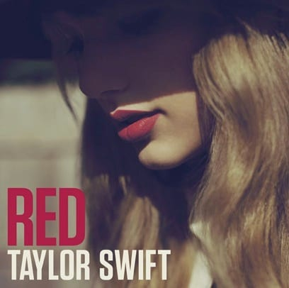 Taylor Swift Album Cover