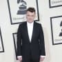 Sam Smith at the 2015 Grammys