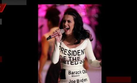 Barack Obama, Katy Perry Tweets