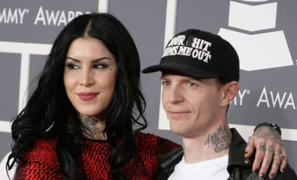 Kat Von D and Deadmau5 Break Up Again