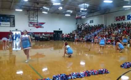 9/11-Themed Cheerleading Routine: Honorable or Horrible?