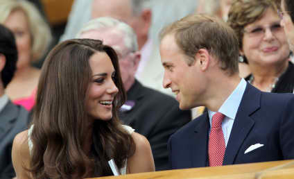 Love-Love: William and Kate Visit Wimbledon